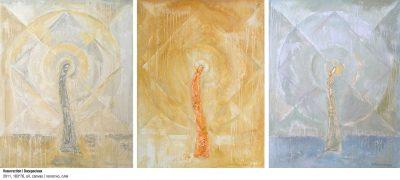 Art Studio by Sergiy Burtovyy - painting - Resurrection
