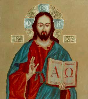 Art Studio by Sergiy Burtovyy - iconography - Isus