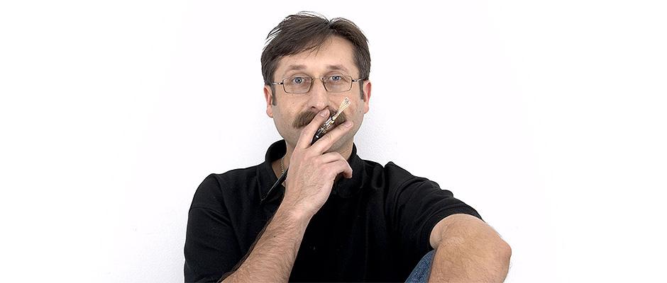 About author Sergiy Burtovyy
